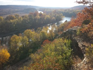This is why we all love to run at Castlewood.  Can you blame us?!